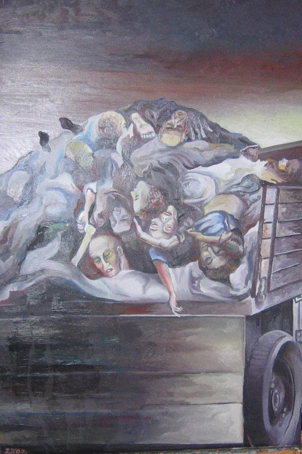 И. Клейнер. Жертвы холокоста