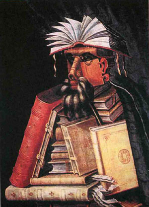 Библиотекарь. 1565