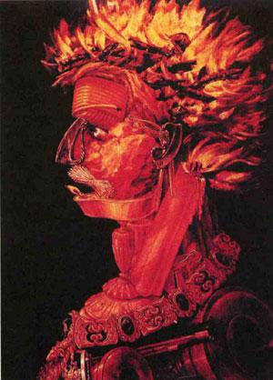 Огонь. 1566